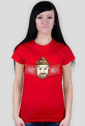 Duży Volt - koszulka damska