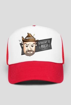 Trzymajmy się bracia - czapka