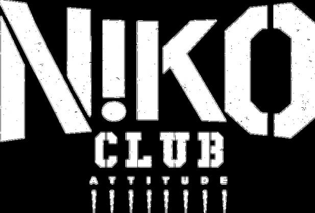 N!KO CLUB - white