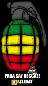 Reggae muzyka granat. Pada