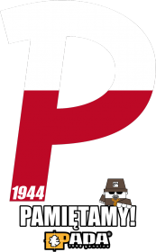 Polska Walcząca Pamiętamy 1944. Pada