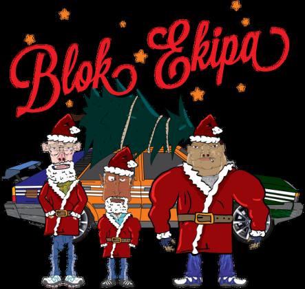 Święta Blok Ekipa