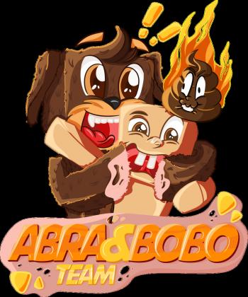 T-SHIRT - ABRA & BOBO