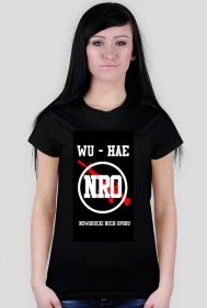 Koszulka Damska Nowohucki Ruch Oporu   Wu-hae