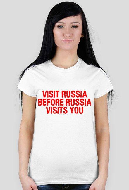Visit Russia Damska