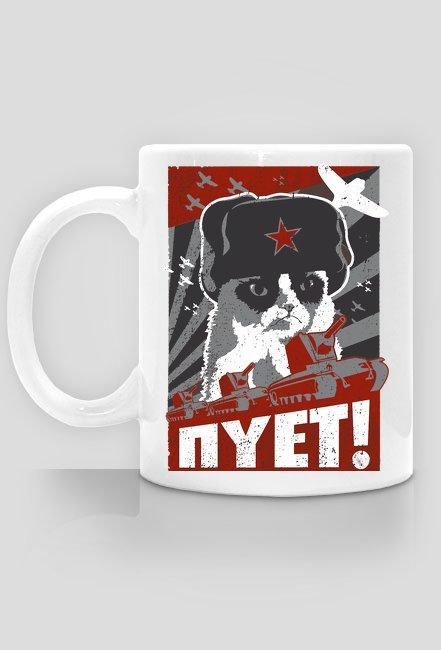 Grumpy NYET Mug