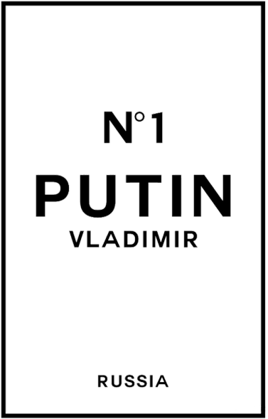 Putin Number One