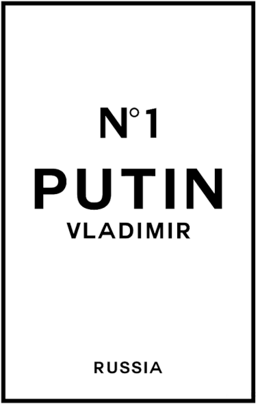 Putin Number One Bluza