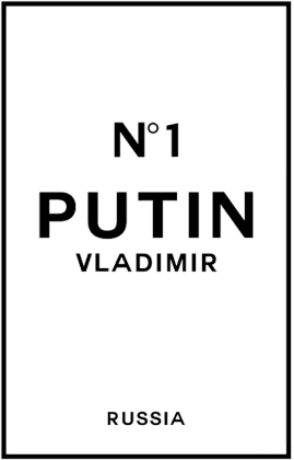 Putin Number One Bluza