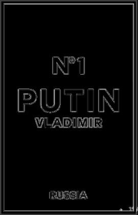 Putin Number One Kubek