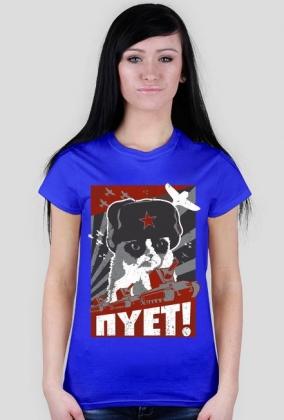 Grumpy NYET Koszulka Damska