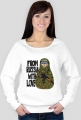 From Russia With Love Bluza Damska
