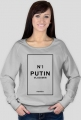 Putin Number One Bluza Damska