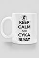 Cyka Blyat - Kubek
