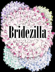 Bridezilla - t-shirt oversize
