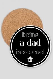 Cool dad - podkładka