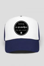 Cool grandpa - czapka