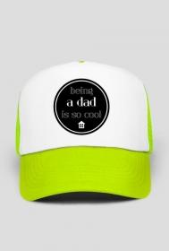 Cool dad - czapka
