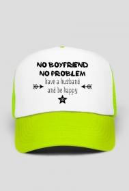 Have a husband & be happy - czapka
