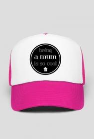 Cool mum - czapka