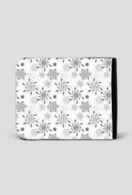 Śnieżynki - portfel