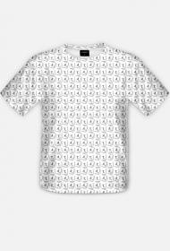 Tata Scrabble - koszulka fullprint