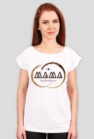Mama na freelansie - t-shirt oversize