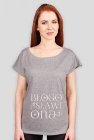 Błogosławiona - t-shirt oversize