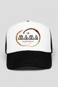 Mama na freelansie - czapka