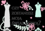 Puzzle dla świadkowej - miętowa sukienka