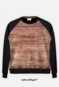 Manager rodzinny - bluza