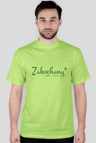 Zakochany - t-shirt