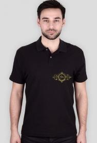 Zdobiony on - t-shirt