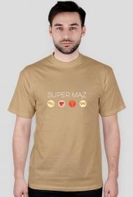 Super mąż - t-shirt