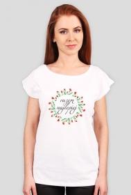 Razem najlepiej - damski t-shirt