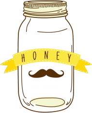 "Słoik ""Honey"" - t-shirt"