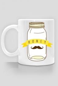 """Słoik """"Honey"""" - kubek"""