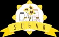 "Słoik ""Sugar"" - torba"