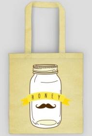 """Słoik """"Honey"""" - torba"""