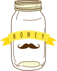 "Słoik ""Honey"" - torba"