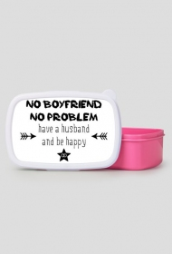 Have a husband and be happy - lunchbox
