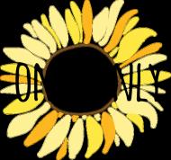Słonecznik - termo kubek