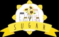 "Słoik ""Sugar"" - termo kubek"