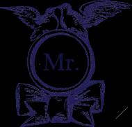 Monogram Mr. - kubek