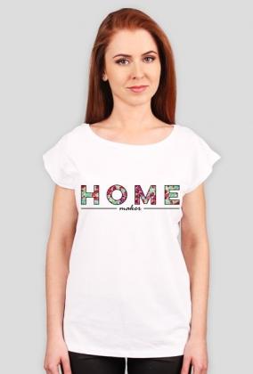 Home maker - t-shirt oversize