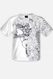 Fullprint - Sprawiedliwość - koszulka z pełnym nadrukiem
