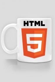 Kubek - HTML5 - dziwneumniedziala.com - koszulki dla informatyków