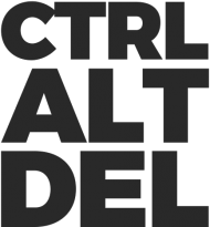 Kubek - CTRL ALT DEL  - dziwneumniedziala.com - koszulki dla informatyków