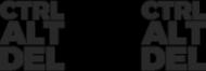 Kubek dwustronny - CTRL ALT DEL - dziwneumniedziala.com - koszulki dla informatyków