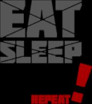 eat, sleep, code, repeat - Kubek - nietypowe i śmieszne kubki dla każdego